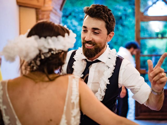 Il matrimonio di Paolo e Michela a Comignago, Novara 105