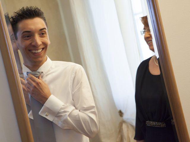 Il matrimonio di Cristian e Alessia a Lesmo, Monza e Brianza 1
