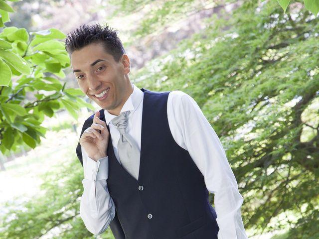 Il matrimonio di Cristian e Alessia a Lesmo, Monza e Brianza 5