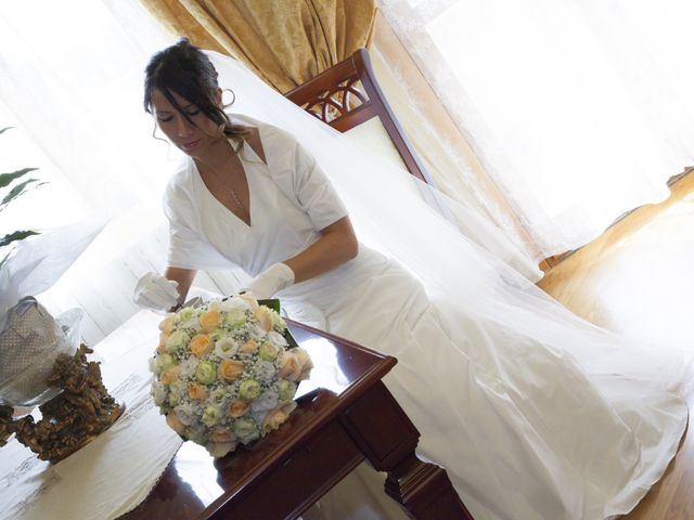 Il matrimonio di Cristian e Alessia a Lesmo, Monza e Brianza 16