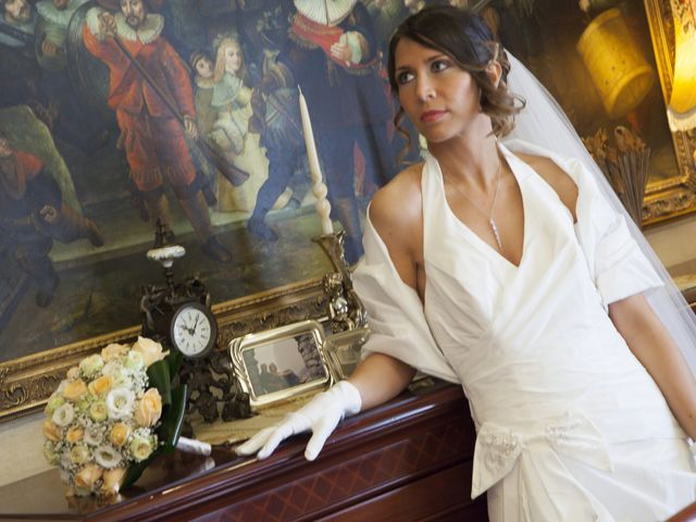 Il matrimonio di Cristian e Alessia a Lesmo, Monza e Brianza 18