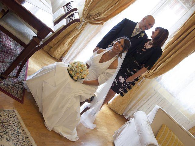 Il matrimonio di Cristian e Alessia a Lesmo, Monza e Brianza 24