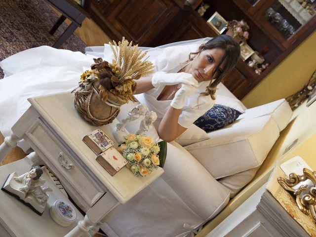 Il matrimonio di Cristian e Alessia a Lesmo, Monza e Brianza 26