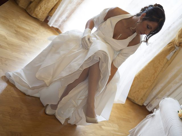 Il matrimonio di Cristian e Alessia a Lesmo, Monza e Brianza 27