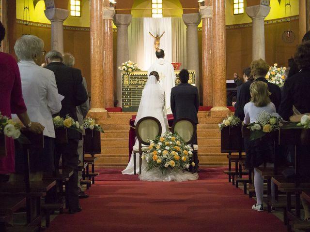 Il matrimonio di Cristian e Alessia a Lesmo, Monza e Brianza 28