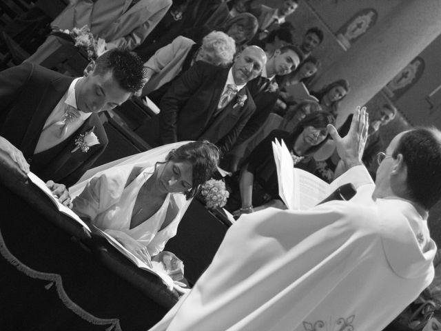 Il matrimonio di Cristian e Alessia a Lesmo, Monza e Brianza 29