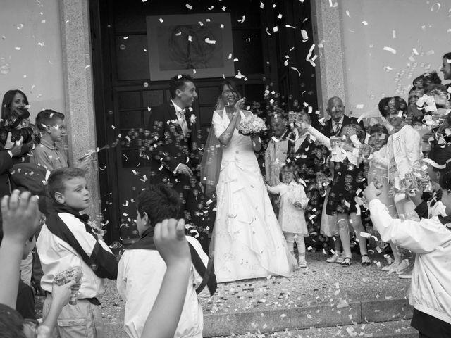 Il matrimonio di Cristian e Alessia a Lesmo, Monza e Brianza 30