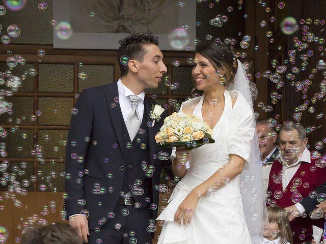 Il matrimonio di Cristian e Alessia a Lesmo, Monza e Brianza 31