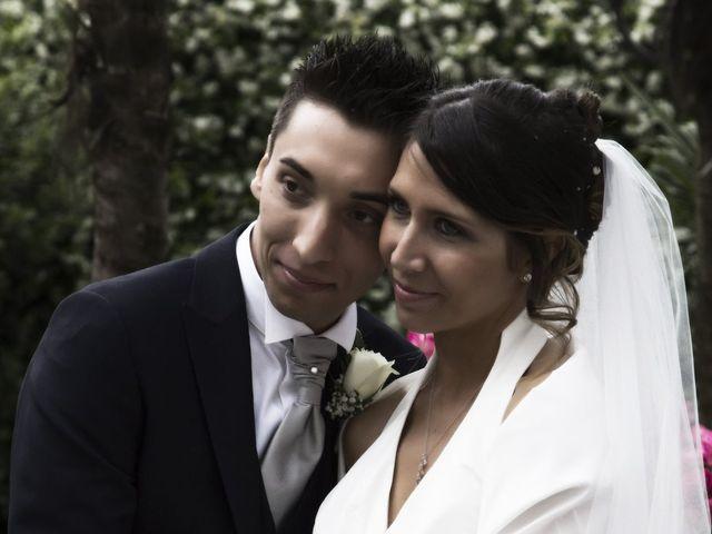 Il matrimonio di Cristian e Alessia a Lesmo, Monza e Brianza 35