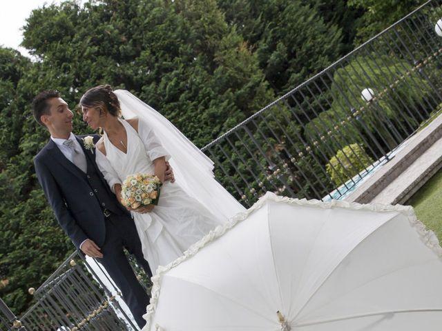 Il matrimonio di Cristian e Alessia a Lesmo, Monza e Brianza 36