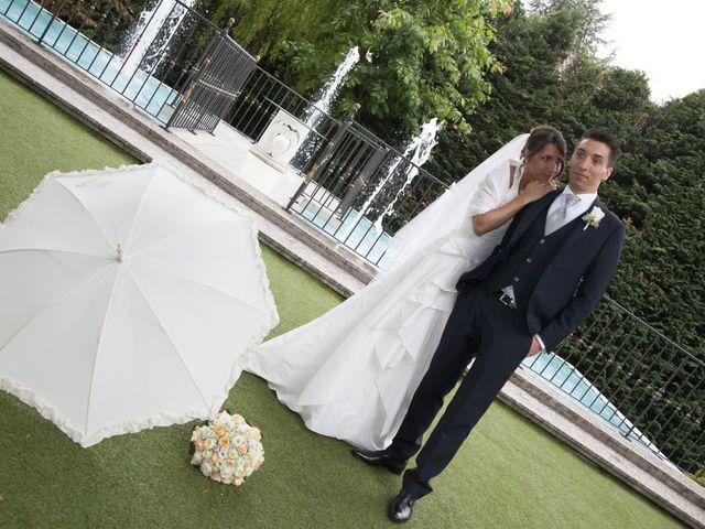 Il matrimonio di Cristian e Alessia a Lesmo, Monza e Brianza 39