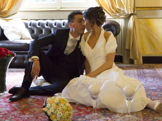 Il matrimonio di Cristian e Alessia a Lesmo, Monza e Brianza 41