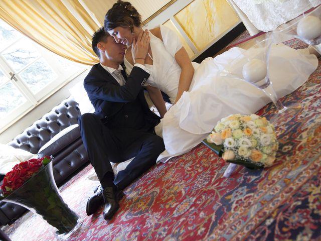 Il matrimonio di Cristian e Alessia a Lesmo, Monza e Brianza 42