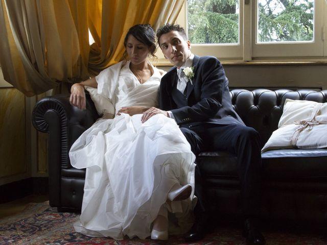 Il matrimonio di Cristian e Alessia a Lesmo, Monza e Brianza 44