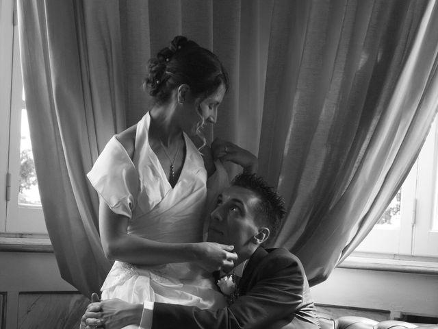 Il matrimonio di Cristian e Alessia a Lesmo, Monza e Brianza 48