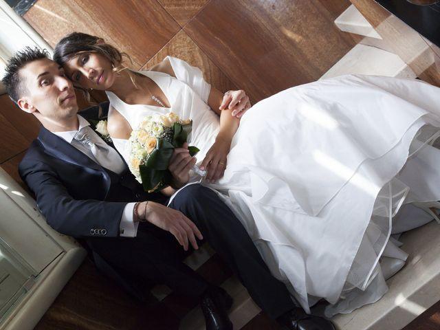 Il matrimonio di Cristian e Alessia a Lesmo, Monza e Brianza 54