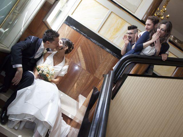 Il matrimonio di Cristian e Alessia a Lesmo, Monza e Brianza 55