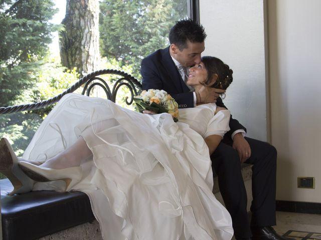 Il matrimonio di Cristian e Alessia a Lesmo, Monza e Brianza 56