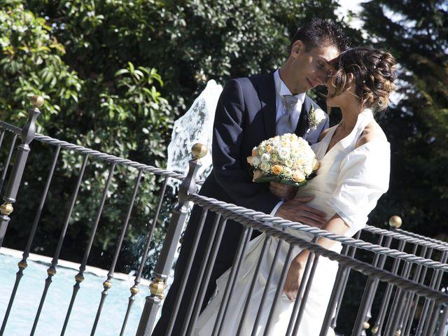 Il matrimonio di Cristian e Alessia a Lesmo, Monza e Brianza 57