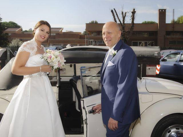 Il matrimonio di Gianluca e Barbara a Bracciano, Roma 21