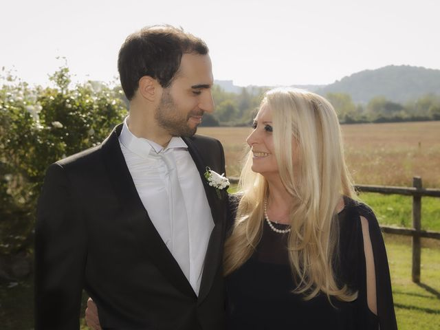 Il matrimonio di Gianluca e Barbara a Bracciano, Roma 22