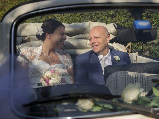 Il matrimonio di Gianluca e Barbara a Bracciano, Roma 24