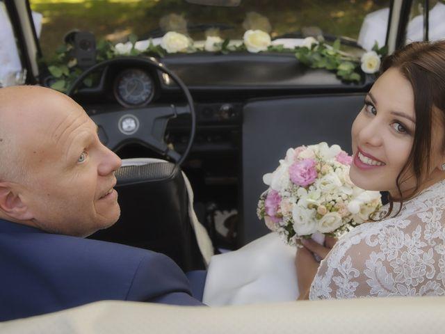 Il matrimonio di Gianluca e Barbara a Bracciano, Roma 26