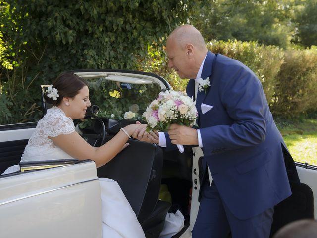 Il matrimonio di Gianluca e Barbara a Bracciano, Roma 27