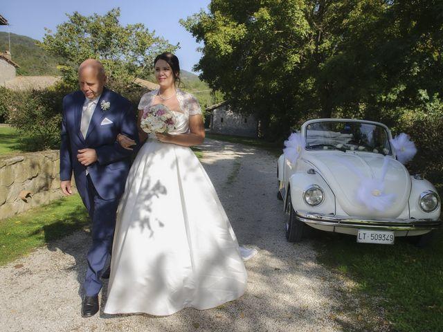 Il matrimonio di Gianluca e Barbara a Bracciano, Roma 28