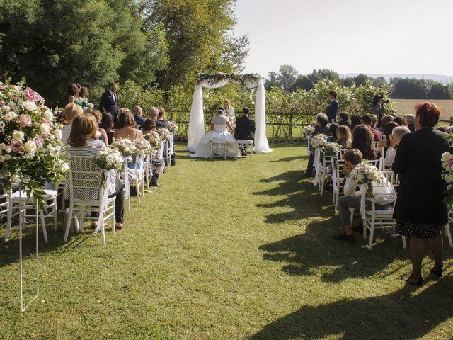 Il matrimonio di Gianluca e Barbara a Bracciano, Roma 30