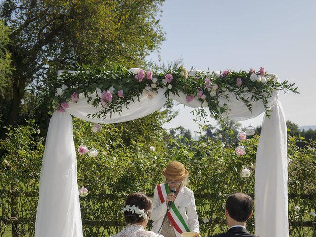 Il matrimonio di Gianluca e Barbara a Bracciano, Roma 31