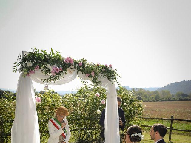 Il matrimonio di Gianluca e Barbara a Bracciano, Roma 33