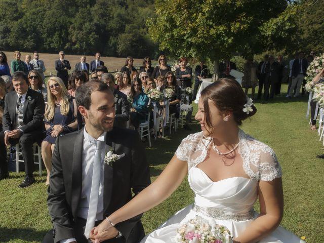 Il matrimonio di Gianluca e Barbara a Bracciano, Roma 34