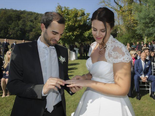Il matrimonio di Gianluca e Barbara a Bracciano, Roma 35