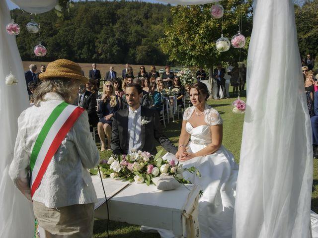 Il matrimonio di Gianluca e Barbara a Bracciano, Roma 37