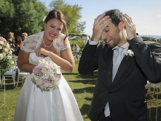 Il matrimonio di Gianluca e Barbara a Bracciano, Roma 39