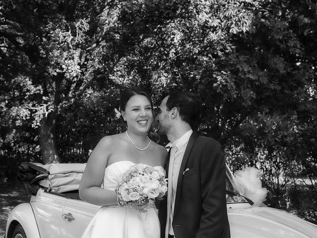 Il matrimonio di Gianluca e Barbara a Bracciano, Roma 45