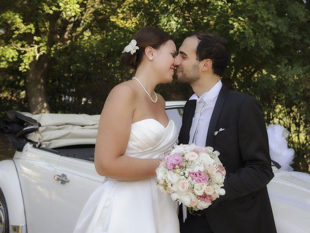 Il matrimonio di Gianluca e Barbara a Bracciano, Roma 47