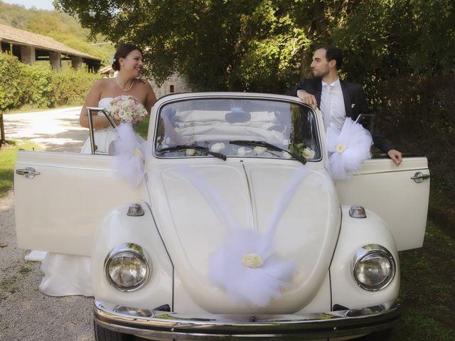 Il matrimonio di Gianluca e Barbara a Bracciano, Roma 48