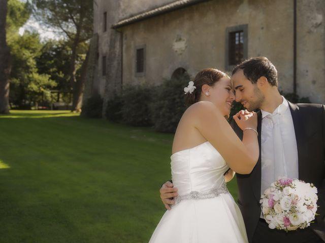 Il matrimonio di Gianluca e Barbara a Bracciano, Roma 55