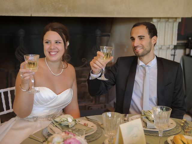 Il matrimonio di Gianluca e Barbara a Bracciano, Roma 56