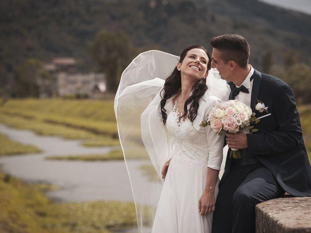 Le nozze di Sara e Fabio