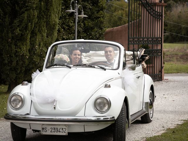 Il matrimonio di Fabio e Sara a Pisa, Pisa 42