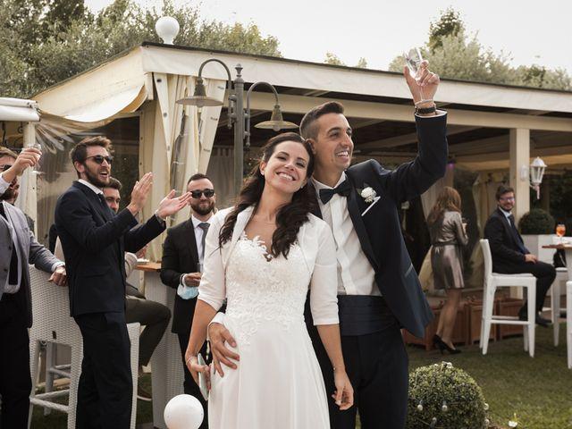 Il matrimonio di Fabio e Sara a Pisa, Pisa 45