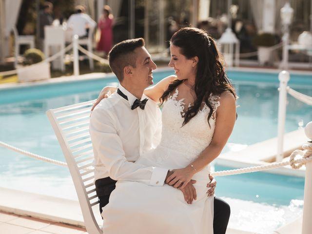 Il matrimonio di Fabio e Sara a Pisa, Pisa 51