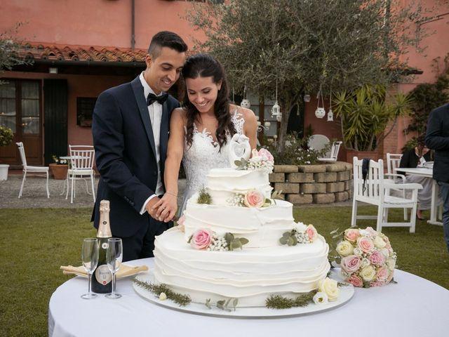 Il matrimonio di Fabio e Sara a Pisa, Pisa 53