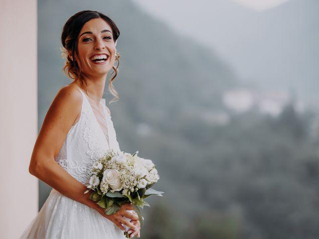 Il matrimonio di Simone e Sara a Lecco, Lecco 17