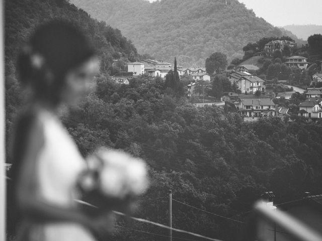 Il matrimonio di Simone e Sara a Lecco, Lecco 18