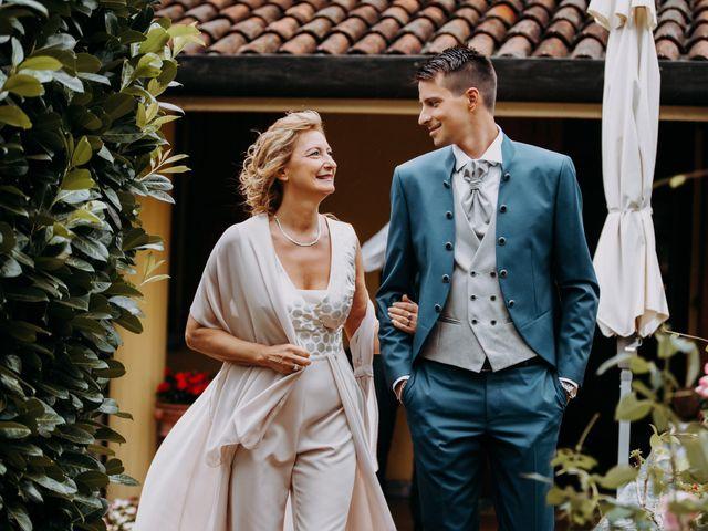 Il matrimonio di Simone e Sara a Lecco, Lecco 19