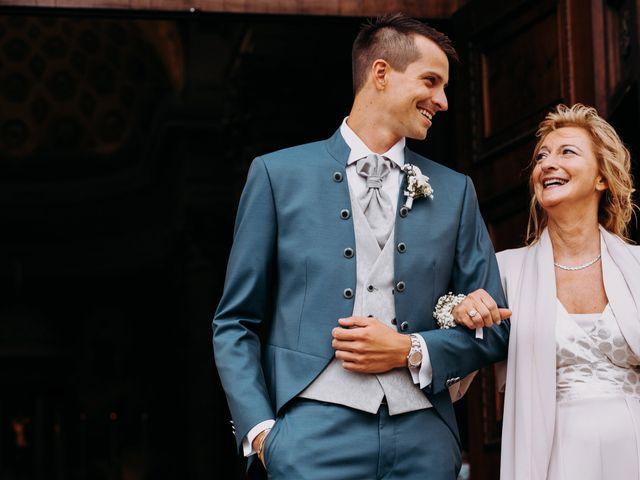 Il matrimonio di Simone e Sara a Lecco, Lecco 24